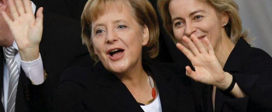 Egy Angela-Ursula összeesküvés-elmélet