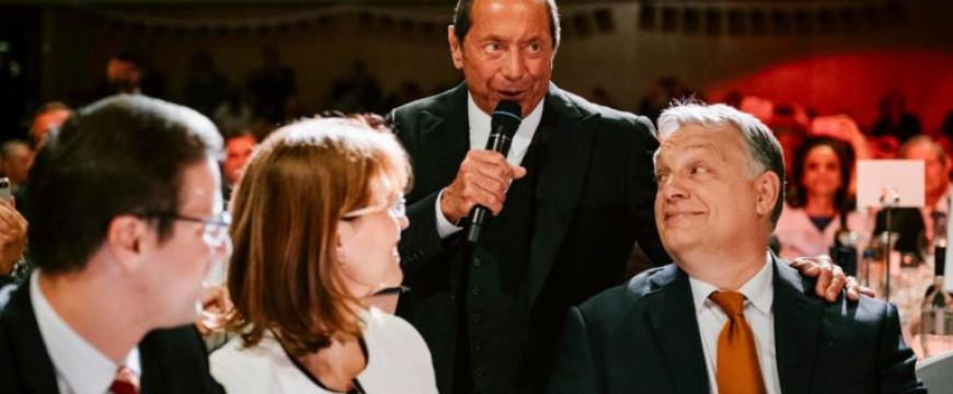 """Orbán Viktor: """"Te vagy a végzetem"""""""
