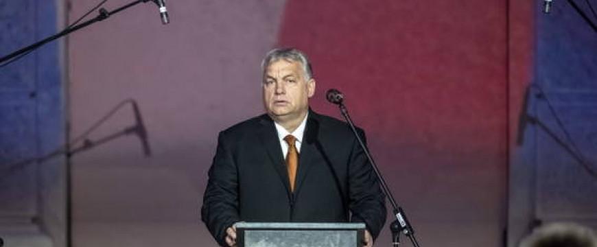 Orbán Viktor: Európa jövője mi vagyunk