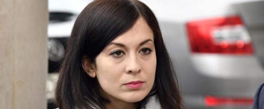 """""""Károlyi Mihályné"""" Cseh Katalin"""