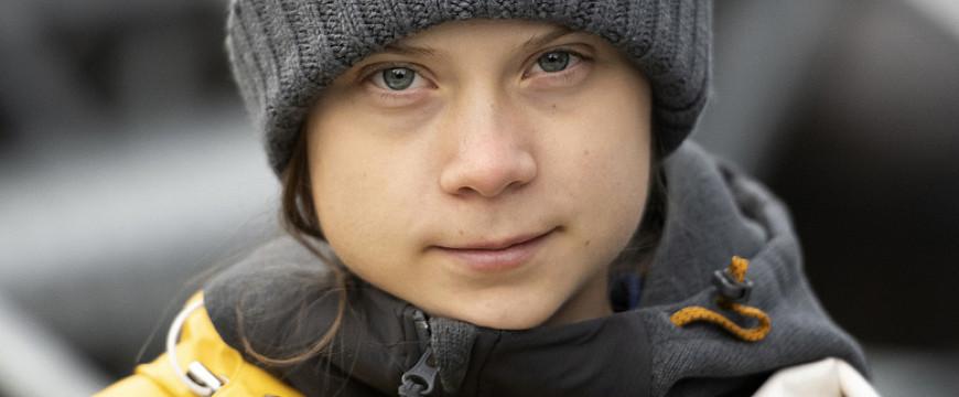 A kis Greta beszólt Magyarországnak