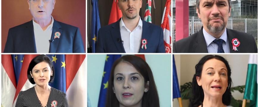 Itt az ellenzék közös március 15-i videója