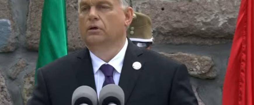 Orbán szokatlanul ütős beszédet mondott