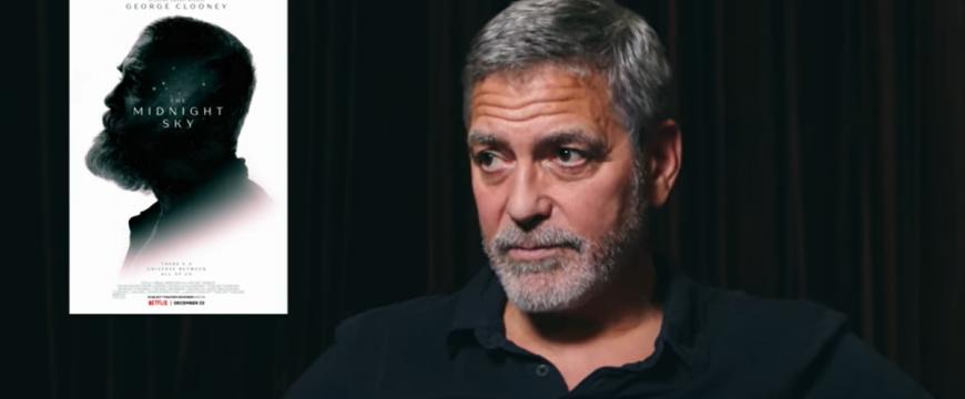 Orbánozott egyet George Clooney