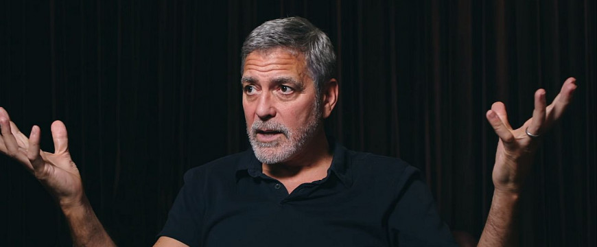 Who the f...ck is George Clooney?