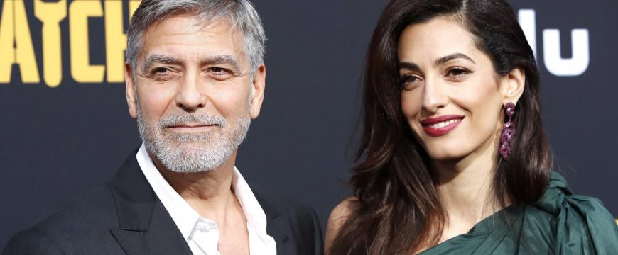 George Clooney: Harcba keveredtem Orbán Viktorral