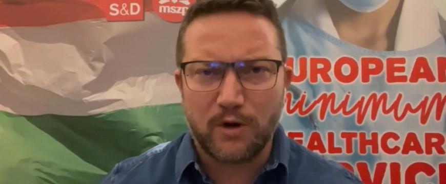 "Ujhelyi: ""Hol van a terv, Orbán úr?"""