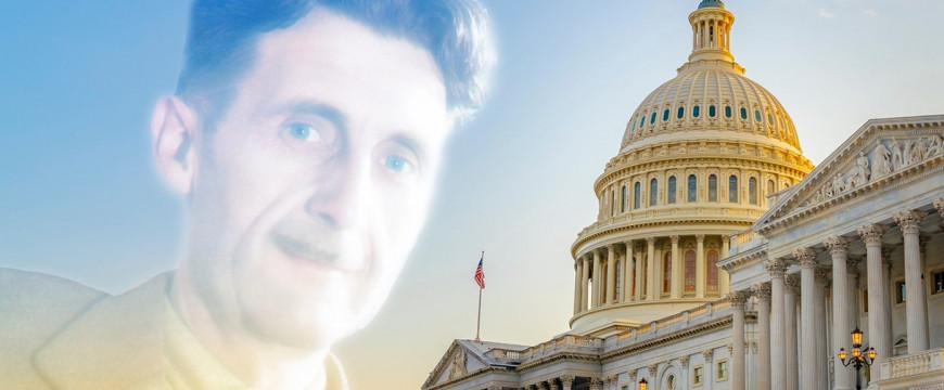 Orwelli idők Amerikában