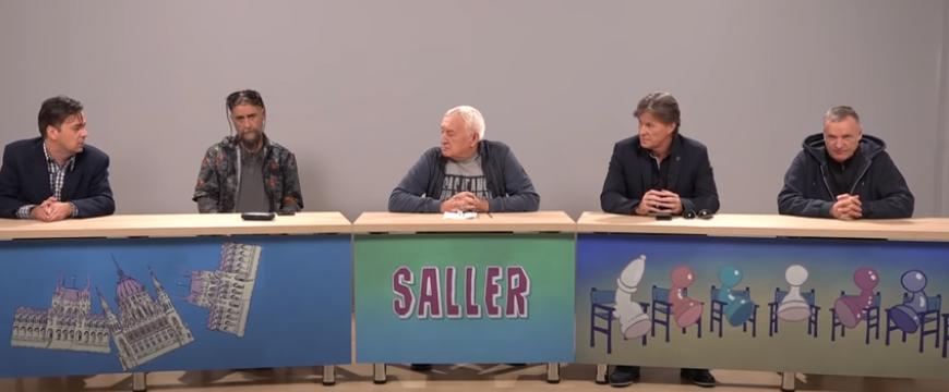 A Jobbik tévéjében butázta és parasztozta le a magyarokat Pörzse Sándor és Havas Henrik + videó