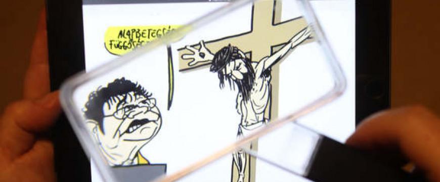 A kereszténygyalázás egyáltalán nem jópofa, kedves bírónő!