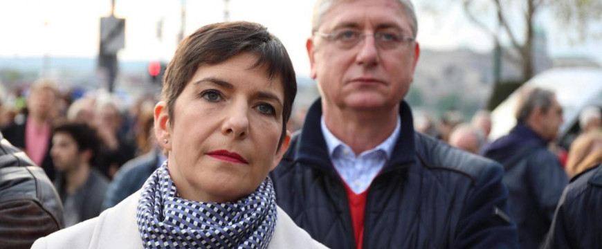 Dobrev a népi demokrácia kukaca Gyurcsány horgán