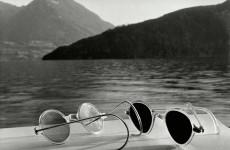 Fotó: Herbert List: Svájc, Lake Lucerne (Lac des Quatre-Cantons). 1936. © Herbert List/Magnum Photos