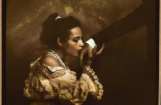 Fotó: Jan Saudek: The Devotion, 1990 © Gallery J Art M & C
